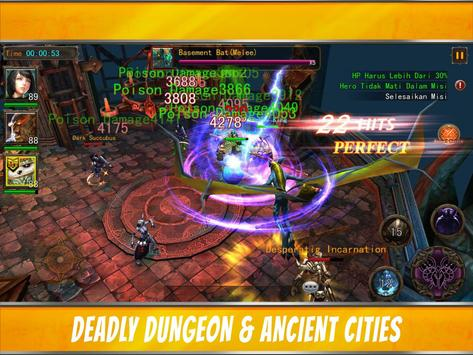 The Exorcists: 3D Action RPG apk screenshot