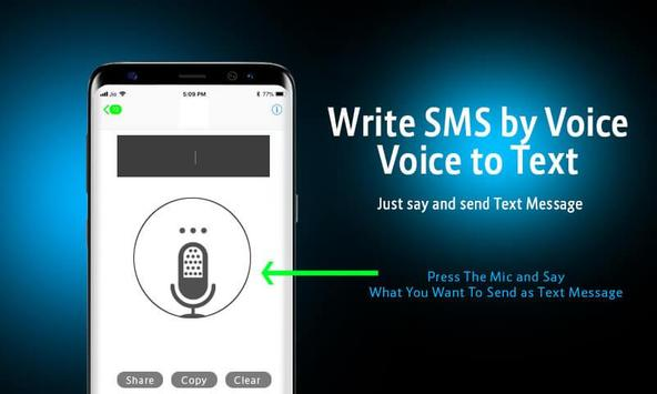 Write SMS by Voice – Voice text Convertor for Android - APK