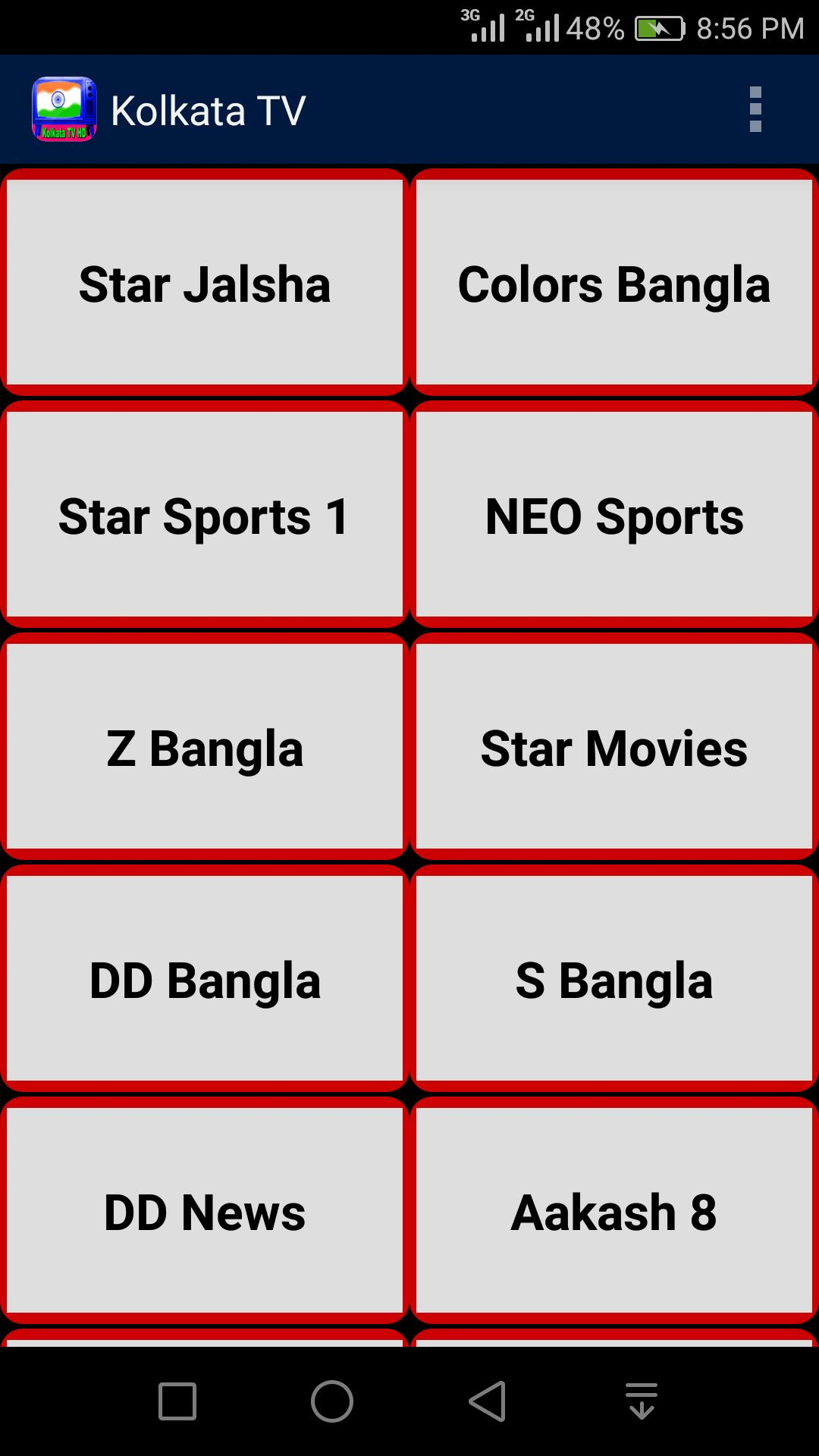 Kolkata Live TV All Channels for Android - APK Download