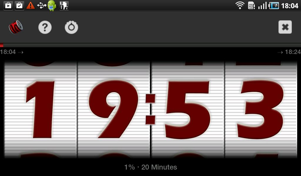 Large Countdown Timer for Android - APK Download