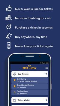 MTA eTix poster