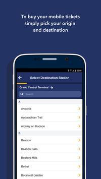 MTA eTix apk screenshot