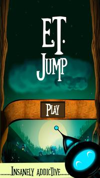 ET Jump-Endless Free Jump Game poster