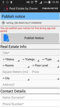 Real Estate by Owner apk screenshot