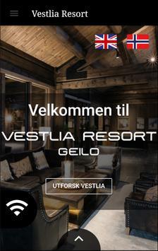 Vestlia Resort poster