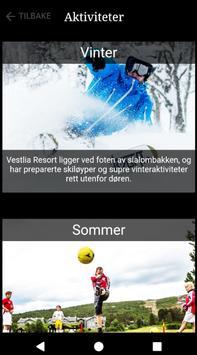 Vestlia Resort apk screenshot