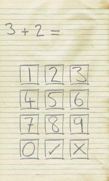 Math Doodle screenshot 1