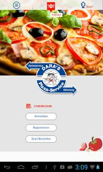 DARAS PIZZA poster