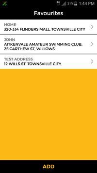 Townsville Taxis apk screenshot
