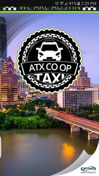 ATX Taxi poster