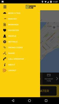 Union Cab of Madison apk screenshot