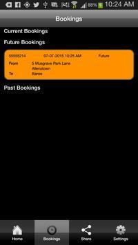 Yellow Cabs Yeppoon screenshot 3