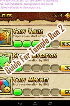 Guide Temple Run 2 screenshot 3