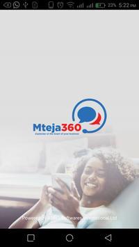 Mteja360 poster