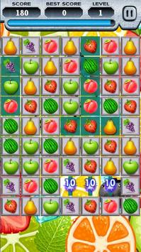 Fruits Match 3 apk screenshot