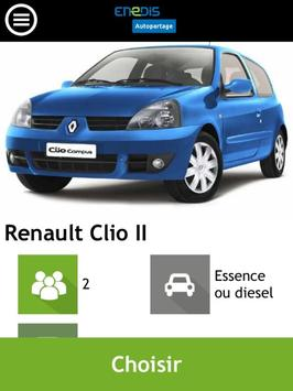 Enedis Autopartage apk screenshot