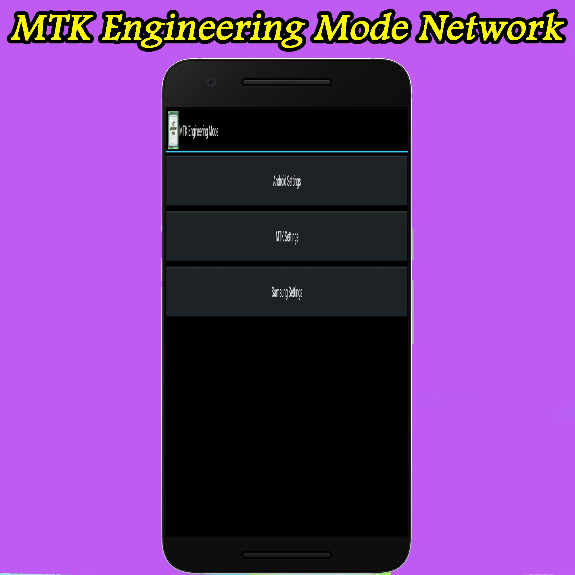 MTK Engineering Mode Guide for Android - APK Download