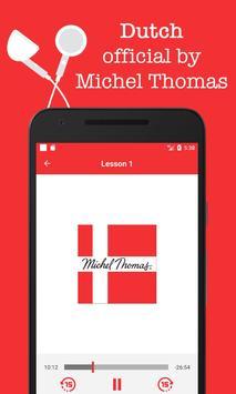Dutch - Michel Thomas method, audio course poster