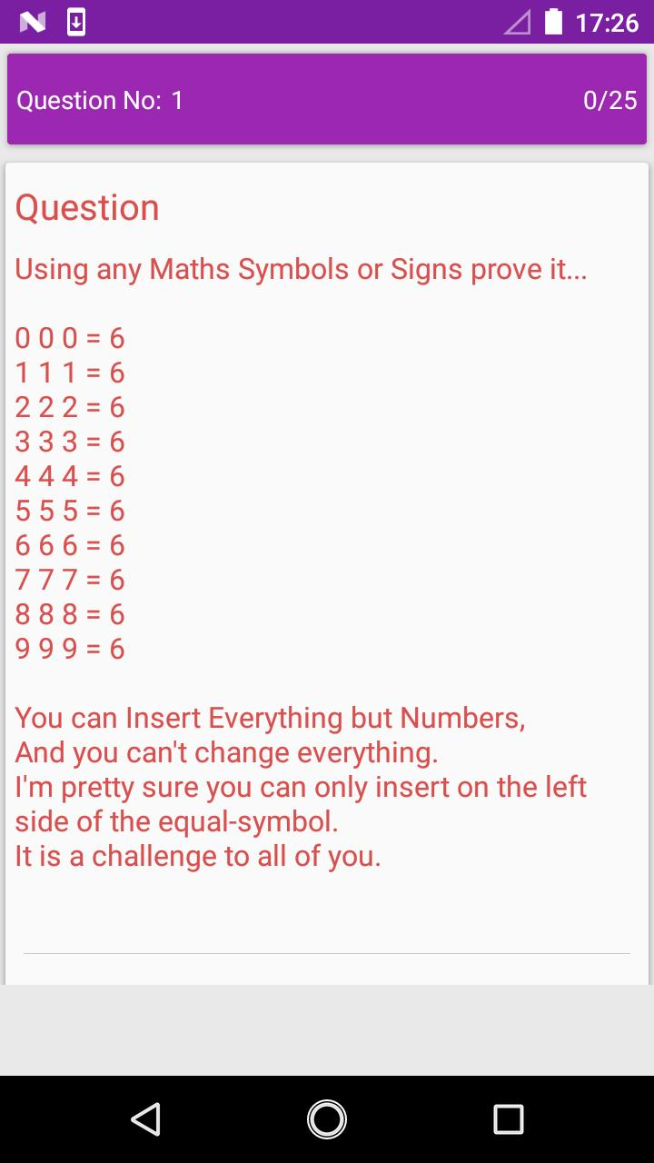 Math Tricks Competitive Exam for Android - APK Download