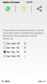 1000+ Maths Formulas screenshot 5