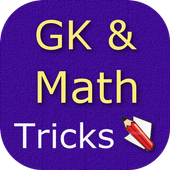 GK & Math Tricks icon