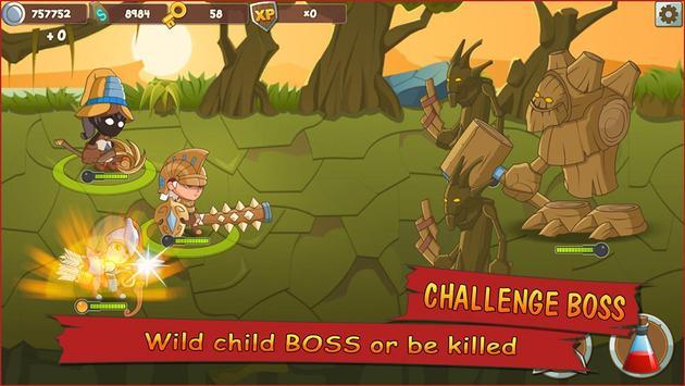 Tiny Heros apk screenshot