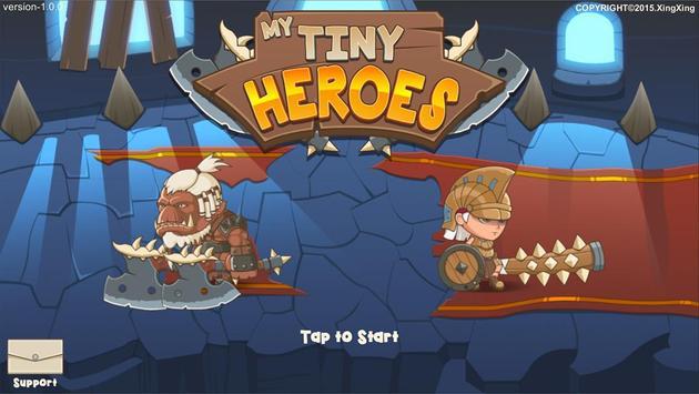 Tiny Heros poster