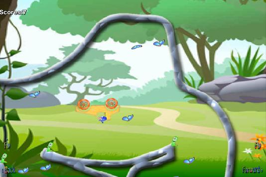 Clumsy Bird Go! screenshot 12