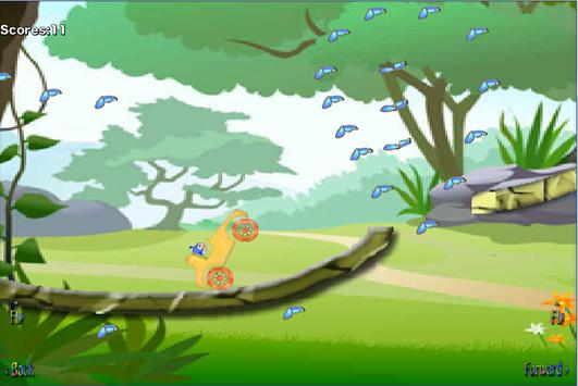 Clumsy Bird Go! screenshot 1