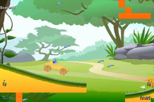 Clumsy Bird Go! screenshot 2