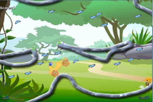 Clumsy Bird Go! screenshot 3