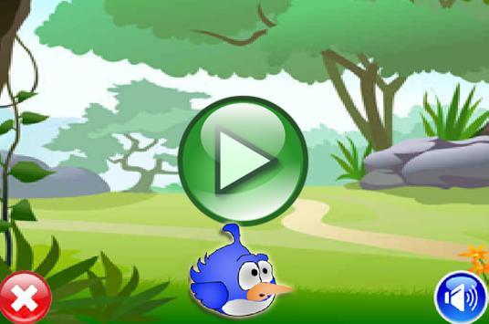 Clumsy Bird Go! screenshot 7