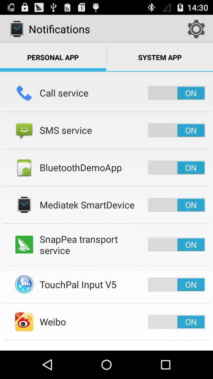 Mediatek SmartDevice for Android - APK Download