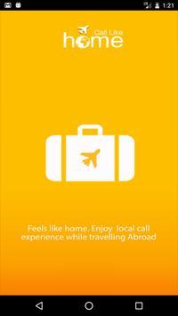 Call Like Home poster