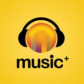 MTN Music Plus icon