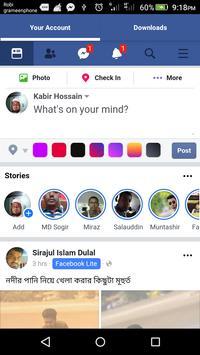 Video Downloader For Social Media FB poster