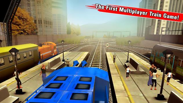 Train racing games 3d 2 player apk download free racing game for train racing games 3d 2 player apk screenshot altavistaventures Image collections