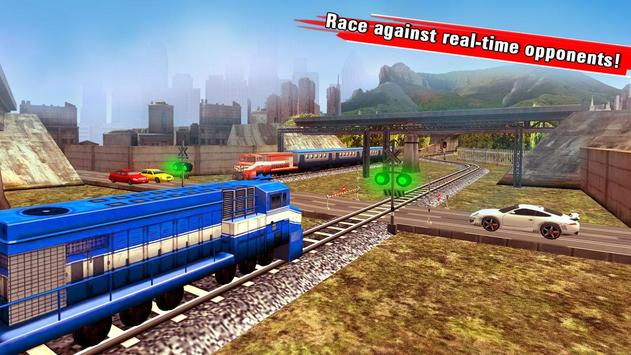 Train Racing Simulator Pro