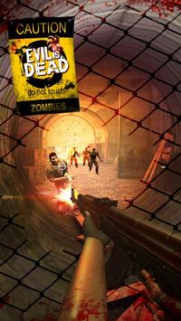 Evil Is Dead : Zombie Games poster