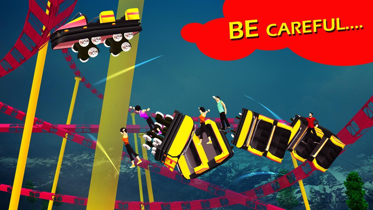 Roller Coaster Rush 3D for Android - APK Download