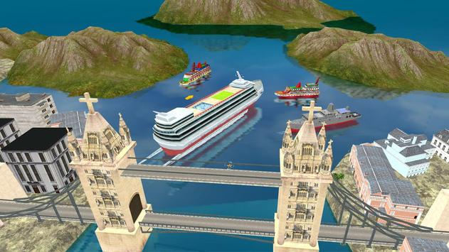Ship Driving Games screenshot 4