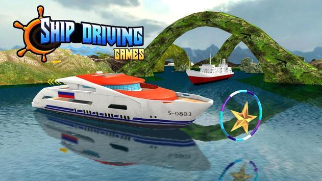 Ship Driving Games screenshot 5