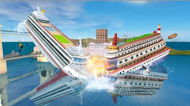 Ship Driving Games screenshot 13