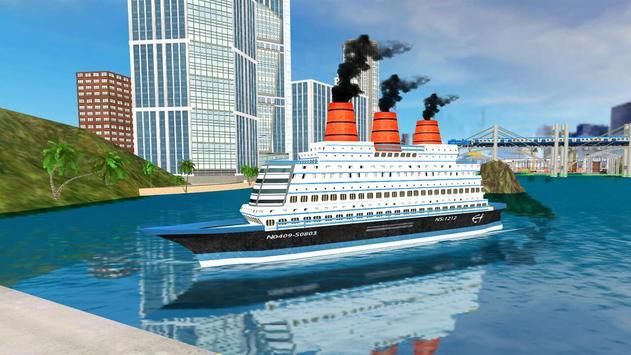 Ship Driving Games screenshot 11
