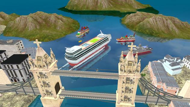 Ship Driving Games screenshot 14