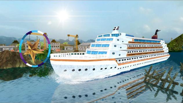 Ship Driving Games screenshot 2
