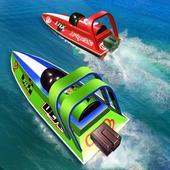 Speed Boat Racing أيقونة