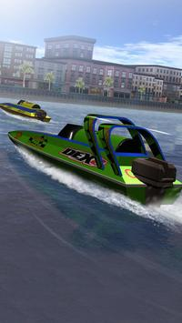 Speed Boat Racing تصوير الشاشة 9