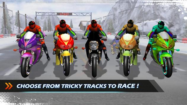 Bike Race 3D screenshot 1
