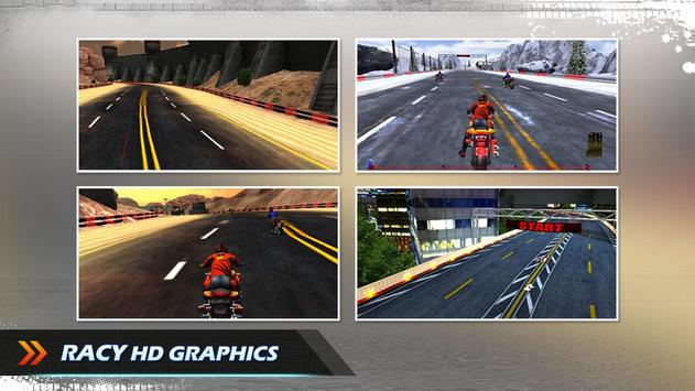 Bike Race 3D screenshot 2